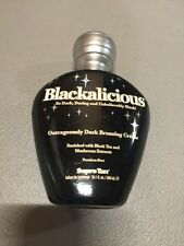 Supre Tan Blackalicious Outrageously Dark Bronzing Creme 10.1 Oz