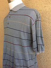 Cypress Links Golf Wear Men's Shirt Italy Green Polo Shirt Size Medium D53