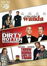 A Fish Called Wanda/Dirty Rotten Scoundrels/Throw Mamma from the Train (DVD,...