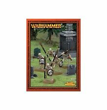 SKELETON WARRIORS -  PUSH FIT - WARHAMMER AGE OF SIGMAR - GAMES WORKSHOP -