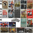 20x30cm Tin Sign Wall Decor Metal Bar Plaque Pub Poster Retro Home Vintage Taver