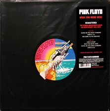 Pink Floyd - Wish You Were Here (Remastered 180g Vinyl LP) NEW