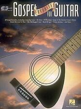 GOSPEL FAVORITES FOR GUITAR  WITH NOTES AND TABLATURE
