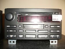 Lincoln Aviator factory CD cassette mp3 player radio 03 04 05 5C5T-18C868-AC