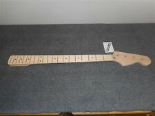 NEW -  Neck For Fender Precision Bass, Maple - #PMO