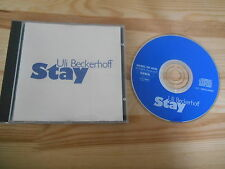 CD Jazz uli beckerhoff-stay (8 chanson) Nombril rec