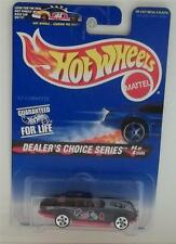 HOT WHEELS DEALERS CHOICE SERIES 63 CORVETTE SPLIT WINDOW NRFP #568 1997