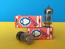 2 x 6N3P-DR / 6385 / 2C51 / ECC42 tubes | NEW & NOS | Matched | Reflektor Pair
