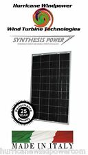 100W 12V Poly-Crystalline Solar Panel 100 Watt 12 Volt Off Grid RV Boat Marine