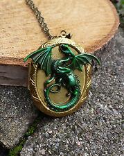 steampunk,medaillon,Photo,foto,dragon,drache,elfe punk skull gothic walküre