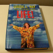 Life! : Reflections on Your Journey by Louise L. Hay Hardcover Self-Help Book