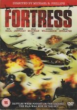 FORTRESS - Directed by Michael R Phillips. Bug Hall, Donnie Jeffcoat (DVD 2012)