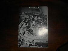 A M F L maquette dans la gare des brotteaux LYON 1975 brochure de présentation