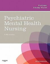 Psychiatric Mental Health Nursing by Patricia A. Holoday Worret, Katherine M....
