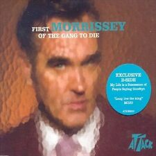First of the Gang to Die [UK CD #2] [Single] by Morrissey (CD, Jul-2004,...