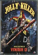 JOLLY KILLER - SLAUGHTER HIGH (1986)  DVD NUOVO!