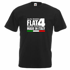 Alfa Romeo alfasud 33 145 146 sprint retro car motoring racing inspired T shirt