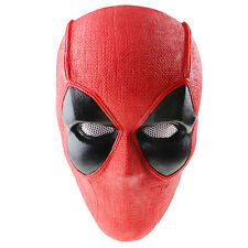 High-grade Resin Deadpool Mask Collectible Statue Movie Halloween Costume Props
