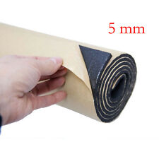 2Roll 5mm Car Sound Proofing Deadening Insulation Closed Cell Foam Noise