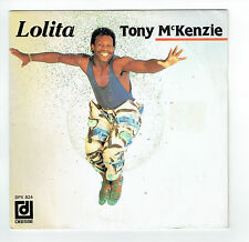 "Tony Mc KENZIE Vinyl 45T 7"" LOLITA - THIS IS THE NIGHT TO PARTY - DEESSE 824"