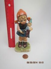 "Vintage Arnart 5th Ave Girl&Doll BOY PLAY TIME #55/1550 Figurine 5½""Tall x2""WIDE"