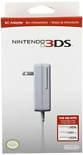Official Genuine Nintendo 3DS AC Adapter Wall Charger 3DS NEW 3DS XL 2DS DSi