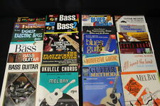 Lot of 25 Pc.Vintage Guitar Booklets/Songbooks/Sheetmusic (14) Beatles