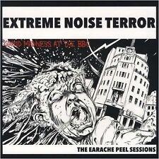 EXTREME NOISE TERROR - The Earache Peel Sessions  [SPLATTER Vinyl] LP