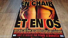 almodovar EN CHAIR ET EN OS  !  affiche cinema