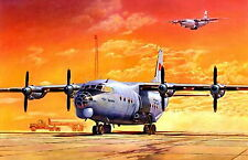 Roden 042 Antonov An-12BK Cub 1/72 Scale model kit