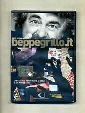 Beppe Grillo # BEPPEGRILLO . IT # Casaleggio Associati  DVD-Video 2005