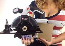 "New Porter Cable PCC661 20V 5-1/2"" Circular Saw uses PCC680L PCC681L PCC685L"