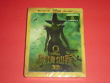 Oz The Great and Powerful 2D/3D BluFans Lenticular Steelbook Edition Ltd. 2000