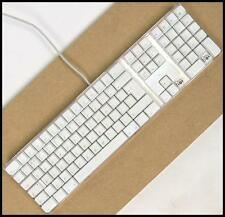 ANY KEY from APPLE MAC A1048 WHITE QWERTY USB KEYBOARD UK - PLEASE CHOOSE ONE