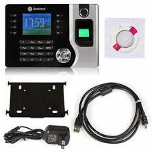 2016 New Biometric Fingerprint Attendance Time Clock+ID Card Reader+TCP/IP+USB