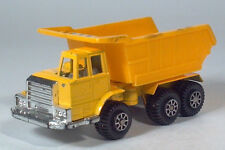 "Tootsietoy Construction Equipment Dump Truck 4"" Die Cast Scale Model"