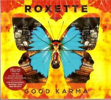 ROXETTE Good Karma CD 2016 + Best Bonus Live In Chile 2-disc Set in Box Sealed