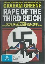 RAPE OF THE THIRD REICH PETER FINCH & MICHAEL YORK  NEW ALL REGION DVD