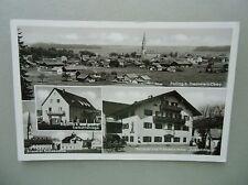 Ansichtskarte Polling Traunstein 1957 Brauerei Fuchsbüchler Saalbau Tiefkühlanl.