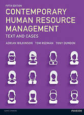Contemporary Human Resource Management: Text and Cases, Dundon, Prof Tony Book