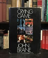 The Crying Game John Braine RARE 1st Edition 1968 Houghton Mifflin Classics