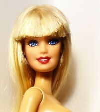 Fashionista Barbie Doll Blonde Blue eyes Nude
