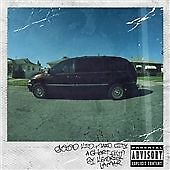 Kendrick Lemar Good Kid, M.A.A.D City CD ALBUM NEW (11.1)