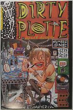 Julie Doucet - DIRTY PLOTTE #1 [First printing]