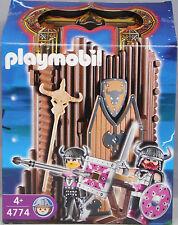 Playmobil 4774 Mitnehm-Barbarenfeste mit 2 Barbaren und Baliste  NEU