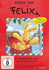 Briefe von Felix-im Königspalast+Folgen+Bonus DvD Gebraucht (L3-753)