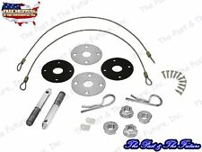Hood Pin Cable Kit w/ Hardware CVHD7072-6