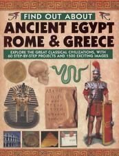 Find Out about Ancient Egypt, Rome and Greece : Exploring the Great Classical...