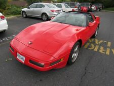 Chevrolet : Corvette 2dr Coupe