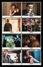 THE TERMINATOR * CineMasterpieces ORIGINAL MOVIE POSTER LOBBY CARD SET OF 8 1984